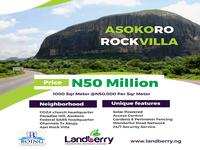 Land For sale at Abaji, Abuja