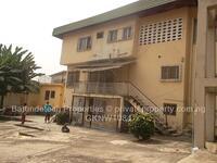 8 Bedroom Duplex For rent at Ikeja, Lagos