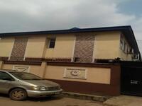 Bedroom Flat Apartment For rent at Ilupeju, Lagos