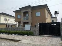 5 Bedroom Duplex For rent at Lekki, Lagos
