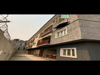 2 Bedroom Flat Apartment For rent at Surulere, Lagos