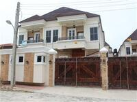 6 Bedroom House For rent at Ikeja, Lagos