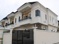 4 Bedroom House For sale at Lekki, Lagos