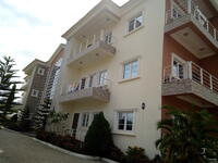 3 Bedroom Flat Apartment For rent at Katampe, Abuja