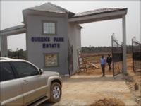 Land at Redemption Camp Ogun