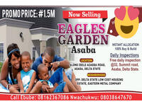 Land For sale at Asaba, Delta