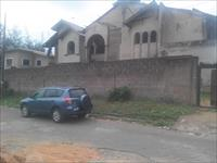 6 Bedroom Town house at Ikeja Lagos