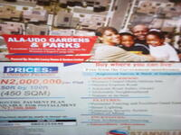 Land For sale at Owerri, Imo