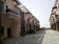 4 Bedroom Terrace For rent at Lekki, Lagos