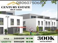 Land For sale at Ibeju Lekki, Lagos