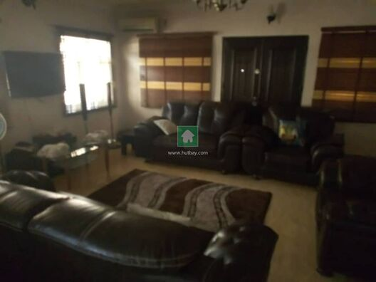 4Bedroom Bungalow On A Full Plot Of Land With Car, Ajah, Lagos