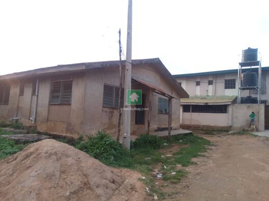 For Sale By Direct Owner. Bungalow On Full Plot Of Land For Sale, Ibadan, Oyo