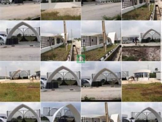 Land for Sale in Abijo G.R.A, Abijo, Ajah, Lagos