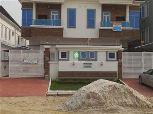 4 Bed Duplex for Rent in Oral Estate , Chevron Drive, Lekki, Lagos