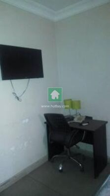 8 Bedroom Guest House With Swimming Pool Inside The Building, Surulere, Lagos