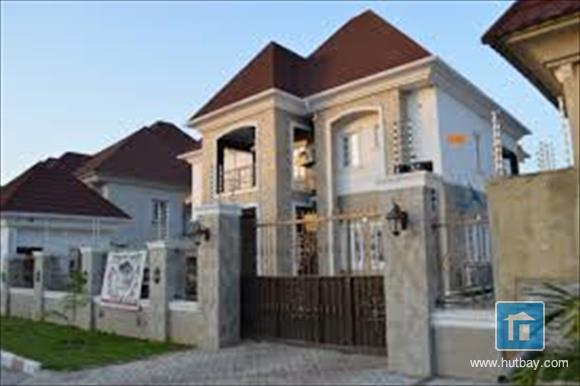 5 Bedroom Duplex For Sale At Karsana Karsana Abuja