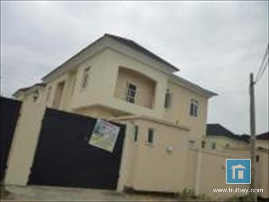 5 Bedroom Duplex at Ikota Lagos, Ikota, Lagos