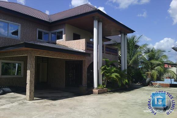 6 Bedroom Duplex at Yenagoa Bayelsa, Yenagoa, Bayelsa