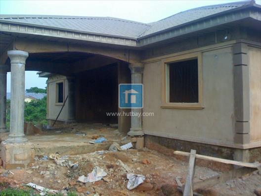 4 Bedroom Bungalow For Sale At Ebo Town Off Airport Road