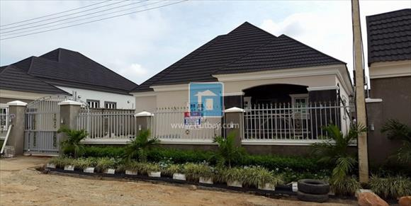 4 Bedroom Bungalow For Rent at Mab Global estate, Gwarinpa ...