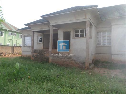 4 Bedroom Bungalow at Asaba Delta, Asaba, Delta