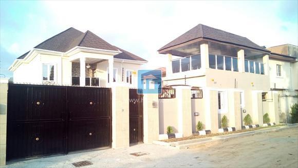 4 Bedroom Detached at Ajah Lagos, Ajah, Lagos