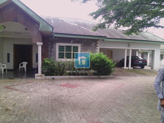 4 Bedroom Bungalow at Port Harcourt Rivers, Port Harcourt, Rivers