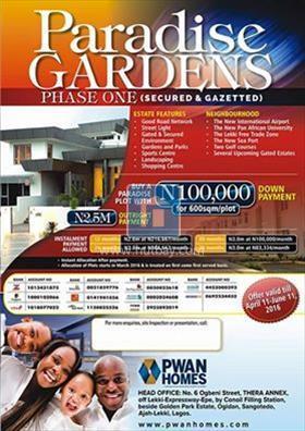5 Bedroom Town house at Ibeju Lekki Lagos, Ibeju Lekki, Lagos