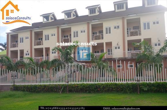 7 Bedroom Terrace at Gwarinpa Abuja, Gwarinpa, Abuja