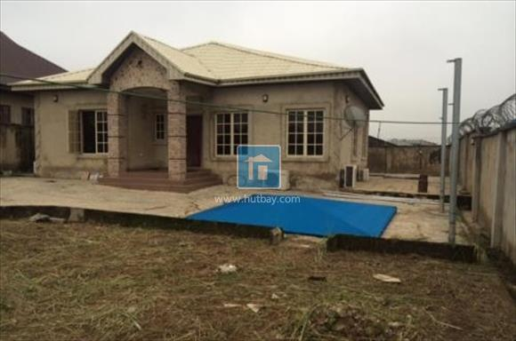 2 Bedroom Bungalow at Ibadan Oyo, Ibadan, Oyo