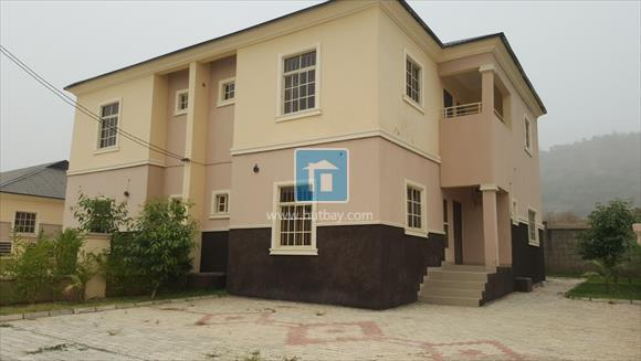 3 Bedroom Duplex at Central Business District Abuja, Central Business District, Abuja