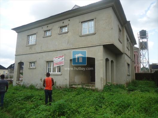 4 Bedroom Duplex At Idu Industrial Zone Abuja, Idu Industrial Zone, Abuja