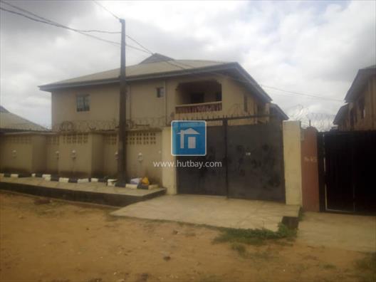 12 Bedroom Flat at Alimosho Lagos, Alimosho, Lagos