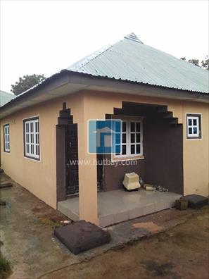 2 Bedroom Flat At Ogbomoso Oyo State, Ogbomoso, Oyo