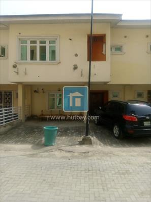 4 Bedroom Terrace at Lekki Lagos, Lekki, Lagos
