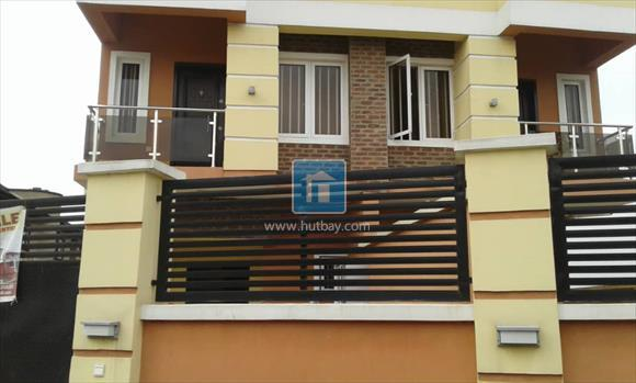 4 Bedroom Semi detached at Magodo Lagos, Magodo, Lagos