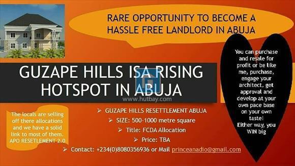 Land at Lugbe Abuja, Lugbe, Abuja
