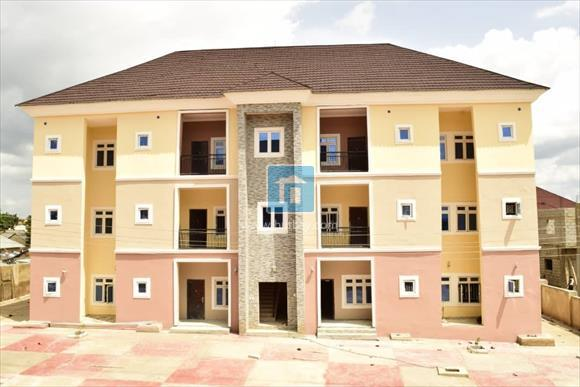3 Bedroom Flat at Apo Abuja, Apo, Abuja