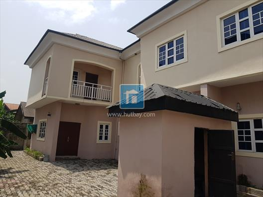 4 Bedroom Duplex at Port Harcourt Rivers, Port Harcourt, Rivers