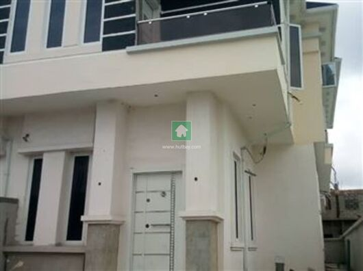 5 Bed House for Sale in Palm City Estate, Addo, Ajah, Lagos