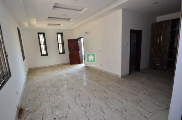 4 Bedroom Semi Detached Duplex On 2 Floors, Lekki, Lagos