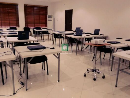 Training Hall , Wuse 2, Abuja