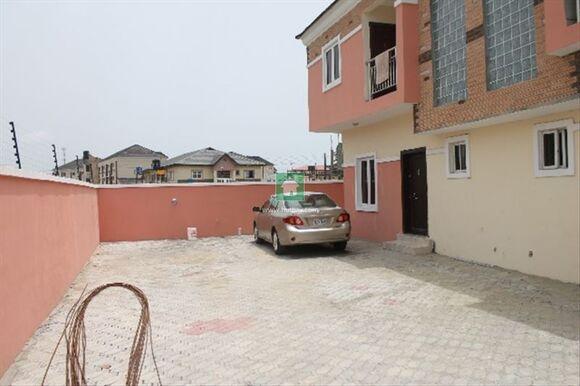 3 Bedroom Duplex For Sale At Lekki Lagos Hutbay