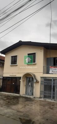 3 Bedroom Detached House With BQ And Warehouse, Ikoyi, Lagos
