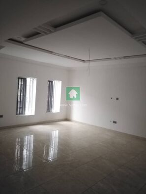 A Tastefully Finished 4 Bedroom Fully Detached Duplex With A BQ, Lekki, Lagos