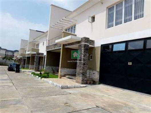4 Bed Terrace for Sale in Katampe Extension , Katampe Ext., Abuja Phase 2, Abuja
