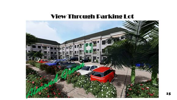 Luxury Project Of 10 Units 5 Bedroom Terrace Duplex + A Room Boys Qtrs, Katampe, Abuja