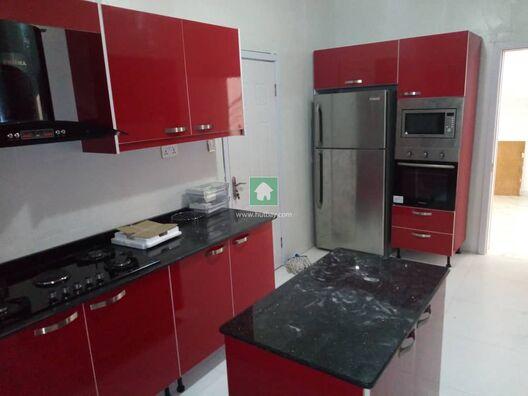 4 BEDROOMS SEMI DETACHED DUPLEX WITH A BQ FOR RENT AT JAKANDE, Lekki, Lagos