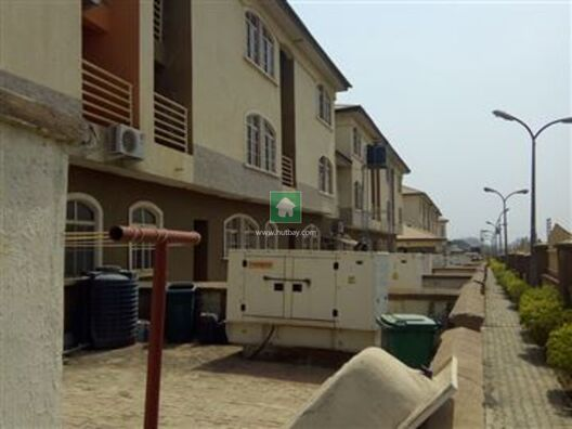 4 Bed Terrace for Sale in Katampe Main, Abuja Phase 2, Abuja