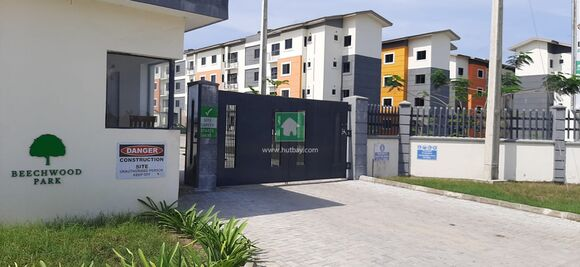 1 Bedroom Bungalow Row Housing (Complete Finished/Move In Ready), Lekki, Lagos